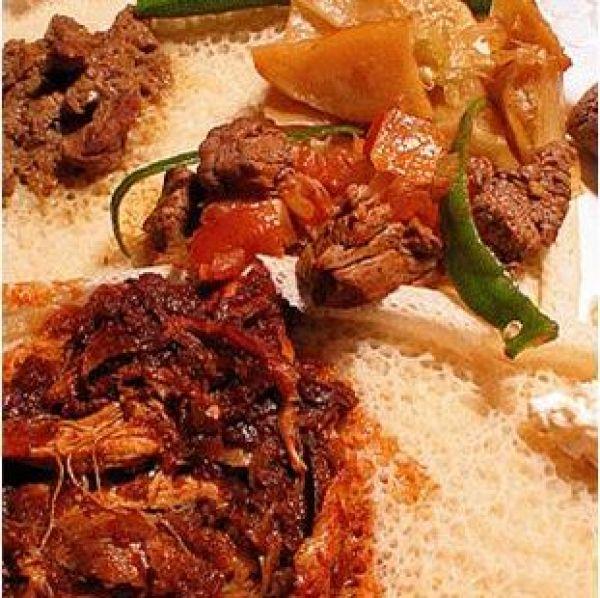 Cuisine éthiopienne Little Ethiopia - Cuisine ethiopienne
